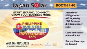 10th Philippine Business & Entrepreneurs' Expo @ BOOTH # 40 at Megatrade Hall 2, 5th Level Mega B, SM Megamall, Mandaluyong City, Metro Manila | Mandaluyong | Metro Manila | Philippines